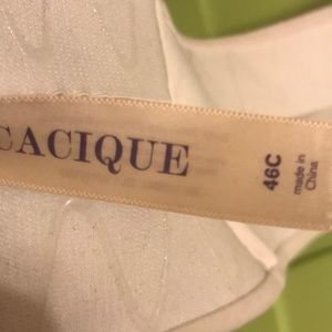 Cacique Intimates & Sleepwear - Cacique bra 46C